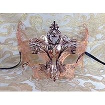 Disfraz Gran Cisne Impresiones Máscara Veneciana W39