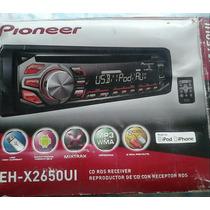 Repro Pioneer Deh X 2650iu Usb
