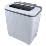 Compacto Mini Lavandería 5kg Lavadora Capacidad Dorm Rv Inic