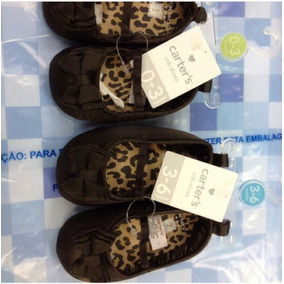 Zapatos Carters Bebe Marron