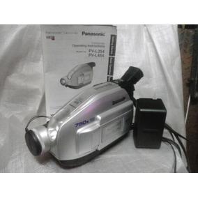 Video Filmadora Panasonic De Cassettes