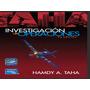 Investigación De Operaciones 7 Edición Cd Hamdy Taha Pdf
