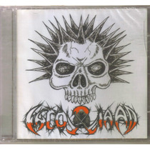 Escoria A D - Letal Escoria ( Punk Rock Mexicano ) Cd Rock