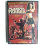 Dvd Planeta Terror (2007) - Bruce Willis - Novo - Lacrado!!!