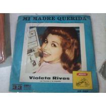 Violeta Rivas Mi Madre Querida Simple C Tapa