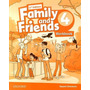 Family And Friends 4 Workbook *2nd Edition Oxford Universi