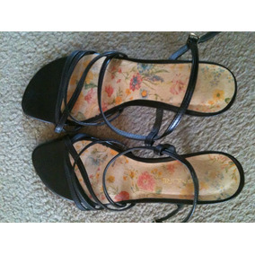 Zapatos Negros Calandre Nuevos