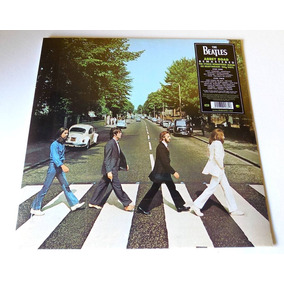 Vinilo The Beatles Abbey Road Importado Ee.uu