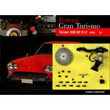 Fascículos E Peças 32, 33, 34, 35, 36, 37 Ferrari Enzo 1/10