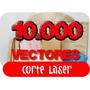 10000 Diseños Vectores Corte Laser Cnc Corel Envio Inmediato