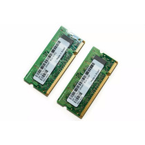 2 Pentes De 1 Gb Ddr2 Smart Ddr2 800mhz