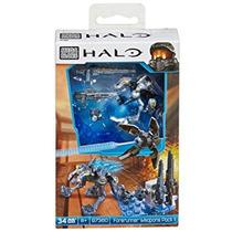 Juguete Mega Bloks De Halo Armas Forerunner Pack Ii