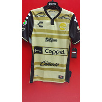 Jersey Dorados De Sinaloa Dorada Charly 2016 Clausura Local
