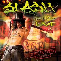 Slash - Made In Stoke [3 Lp Vinil] Importado Lacrado Guns