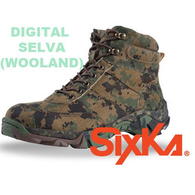 Bota Militar Digital Arena Stealth Airlight Zapato Tactico