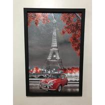 Cuadros Decorativos Con Imagen De Paris Torre Eiffel
