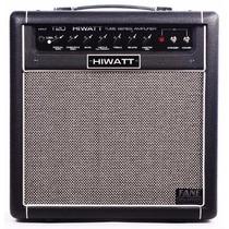 Amplificador Valvular De Guitarra Hiwatt T20r Combo Reverb