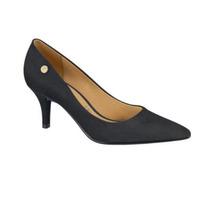Sapato Scarpin Conforto Salto Baixo Promoção De120 Por 69,99