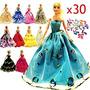 Juguete Zhihu &# ;10pcs Dresses + 20shoes &# ;high Quality