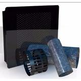 Estufa Calefactor Tiro Balanceado Vidrio 5000 Kca Calden