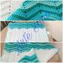 Ajuar, Combo Nacimiento, Tejido Artesanal Crochet