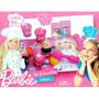 Barbie Quiero Ser Set De Comiditas Heladeria Con Abrojo