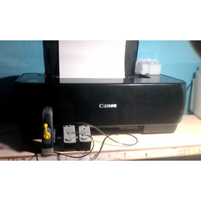 Impresora Canon Ip1800 Sistema Tinta Continua Solo Negro