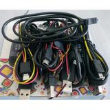 Plum Blast Kit De Cables Para Configurar