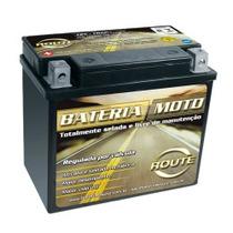 Bateria Moto Route Ytx12-bs Kawasaki Er 6n Er6n Er-6n