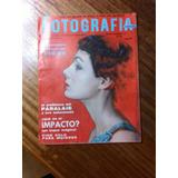 Revista Fotografía Popular Nº7 Antigua Ago Sep Año 1957