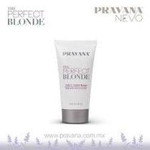 Shampoo Y Mascarilla Perfect Blond Pravana