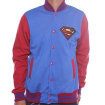 Chamarra Superman Dc Comics