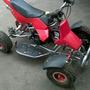 Moto Cuatro Ruedas 50 Cc