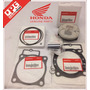 Kit Piston Aros Perno Clips Juntas Honda Crf 450 2013 Qpg
