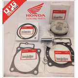 Kit Piston Aros Perno Clips Juntas Honda Crf 250 2010/13 Qpg