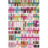 550 Kits De Papéis Digitais Decorados Casamento Floral Scrap