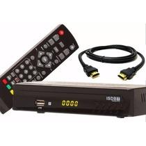 Conversor Tv Sinal Analógico Digital Hdtv Gravador Hdmi Usb