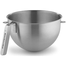 Kitchenaid Ksmc5qbowl 5 Quart Nsf Certified Pulido De Acero