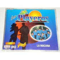 Los Playeros - La Macana Cd Promo Wop Music 2000