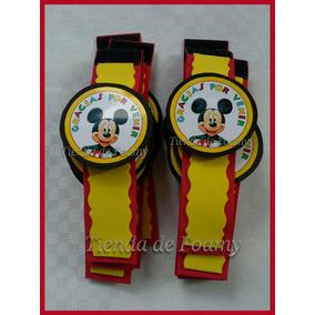 Pulseras Brazaletes De Foami Fiestas Infantiles Cotillon
