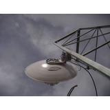 Antena Celular Internet Rural Longo Alcanc 40dbi Aluminio