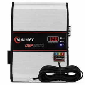 Modulo Taramps Dsp 2500 Rms Amplific Digital Dsp2500 1 Ohms