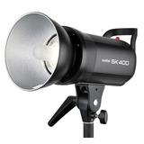 Luz De Estudio Fotografico Profesional Godox Sk 400 Watts