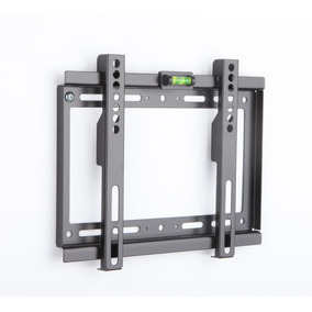 Base De Pared Para Tv Fija De 14 A 40 Pulgadas Led Lcd 3d