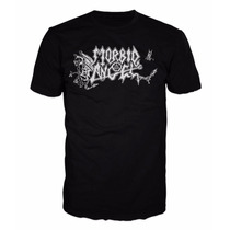 Playera Death/black/thrash Metal Morbid Angel Logo Favorito
