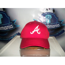 Gorra New Era Beisbol Mlb Los Bravos Atlanta Ajustable