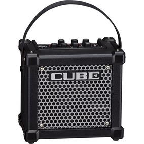 Ampificador Roland Micro Cube Gx
