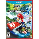 Videojuego Carreras Mario Kart 8 Nintendo Wii U Gamer