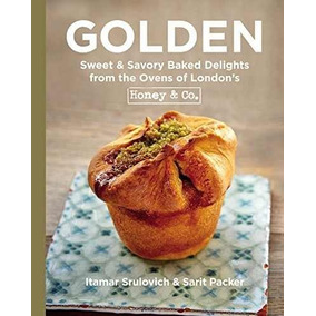 Libro Golden: Sweet & Savory Baked Delights From The Ovens O