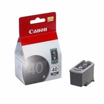Cartucho Canon Pixma Pg40 16ml Preto Elgin Original Lacrado